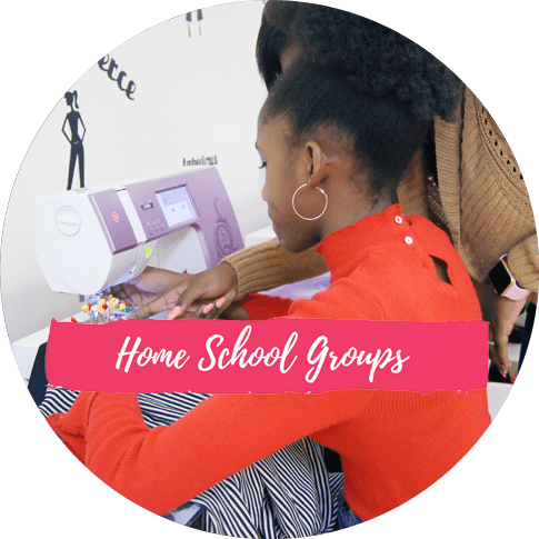 Home School Sewing Class