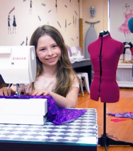 Aside From Machine Sewing, The Fashion Class Specializes In Educating  Children And Teens In Otheru2026
