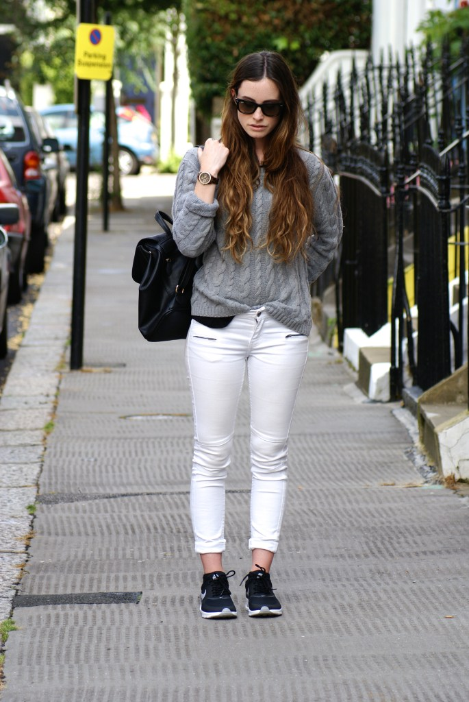 Sporty in Notting Hill