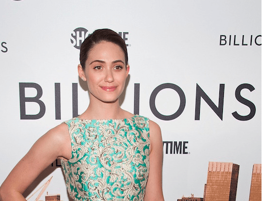 "EMMY ROSSUM AT THE PREMIERE OF SHOWTIME'S ""BILLIONS"""