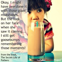 Milkshakes Goosebumps