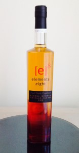 Elements Eight Barrel Infused Criiollo Cacao Rum review by the fat rum pirate