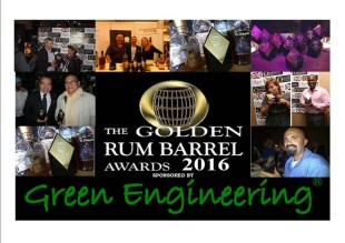 Golden Rum Barrel Awards 2016 by the fat rum pirate