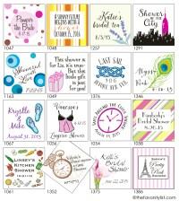 Around The Clock Bridal Shower Gift Ideas 10 Am. Michelle