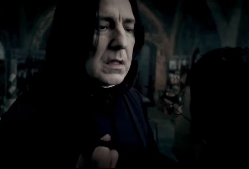 Hd Dark Quotes Wallpapers Ted Cruz Is Severus Snape