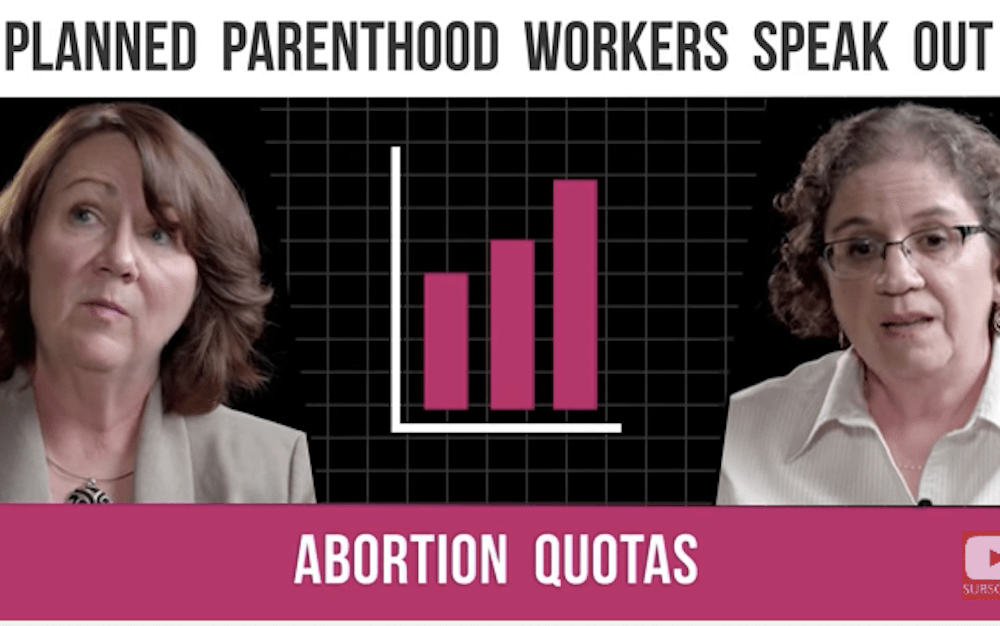 New Baby Car Seat Time Whistleblowers Planned Parenthood Had Dead Baby Quotas