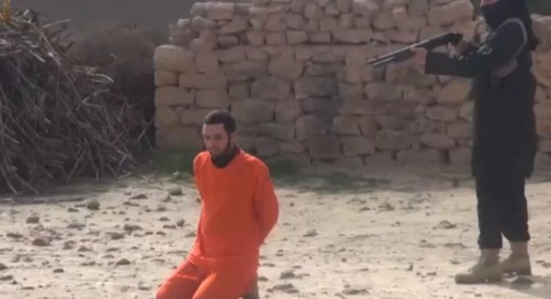 Isis39 Prisoner Killed With A Shotgun In Gruesome New