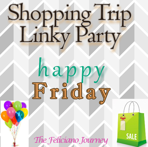 The Feliciano Journey friday-linky-party