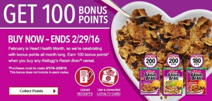 kelloggs points