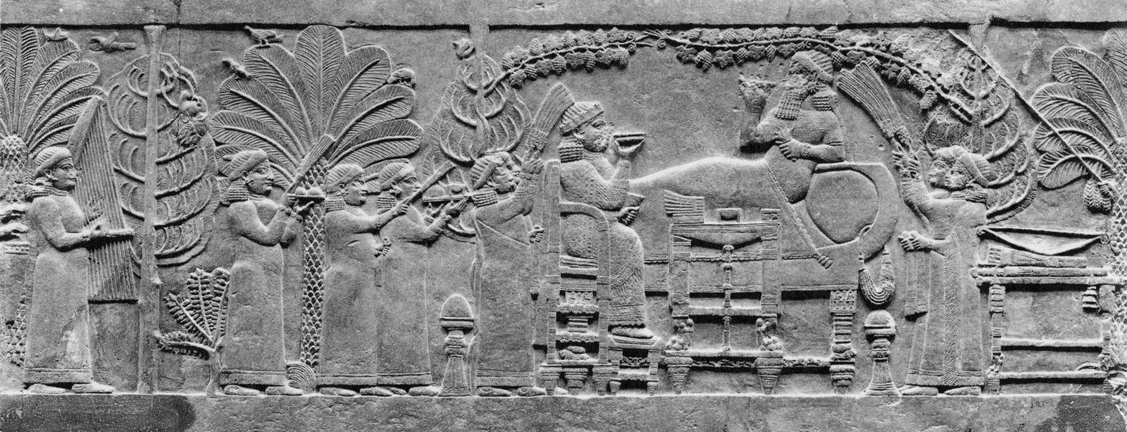 Motif Relief Whose Motif Is It Representations Of The Ancient Near East In