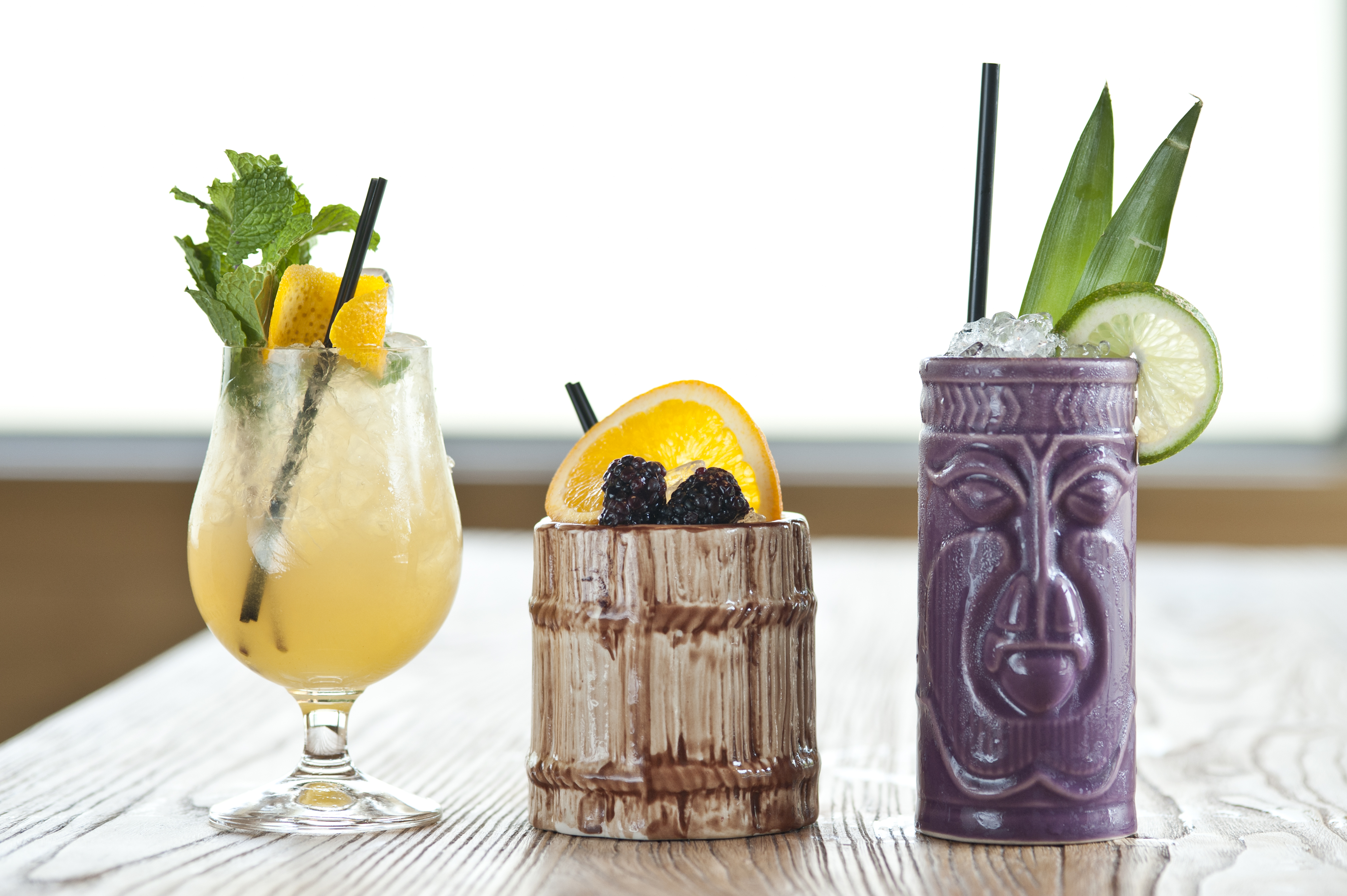 Tiki Cocktails The Fervent Shaker