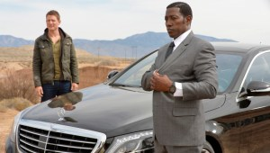 """ENDGAME -- """"Pilot"""" -- Pictured: (l-r) Philip Winchester as Alex King, Wesley Snipes as Johnson -- (Photo by: Gregory Peters/NBC)"""
