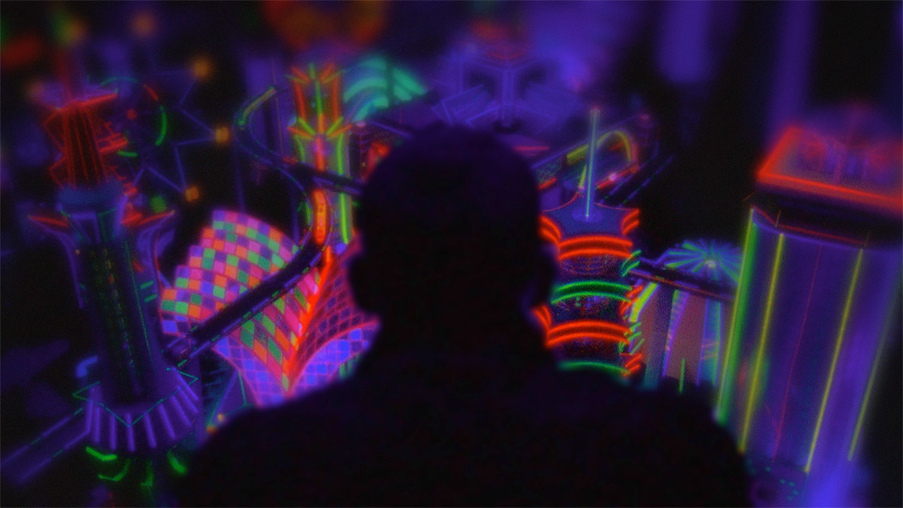 Light Fall Wallpaper Gaspar Noe S Enter The Void Gets Japanese Trailer