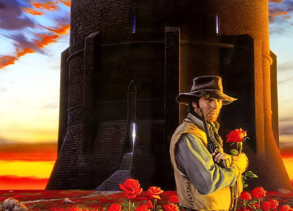 Fall Be Kind Wallpaper The Dark Tower Miniseries Going To Hbo
