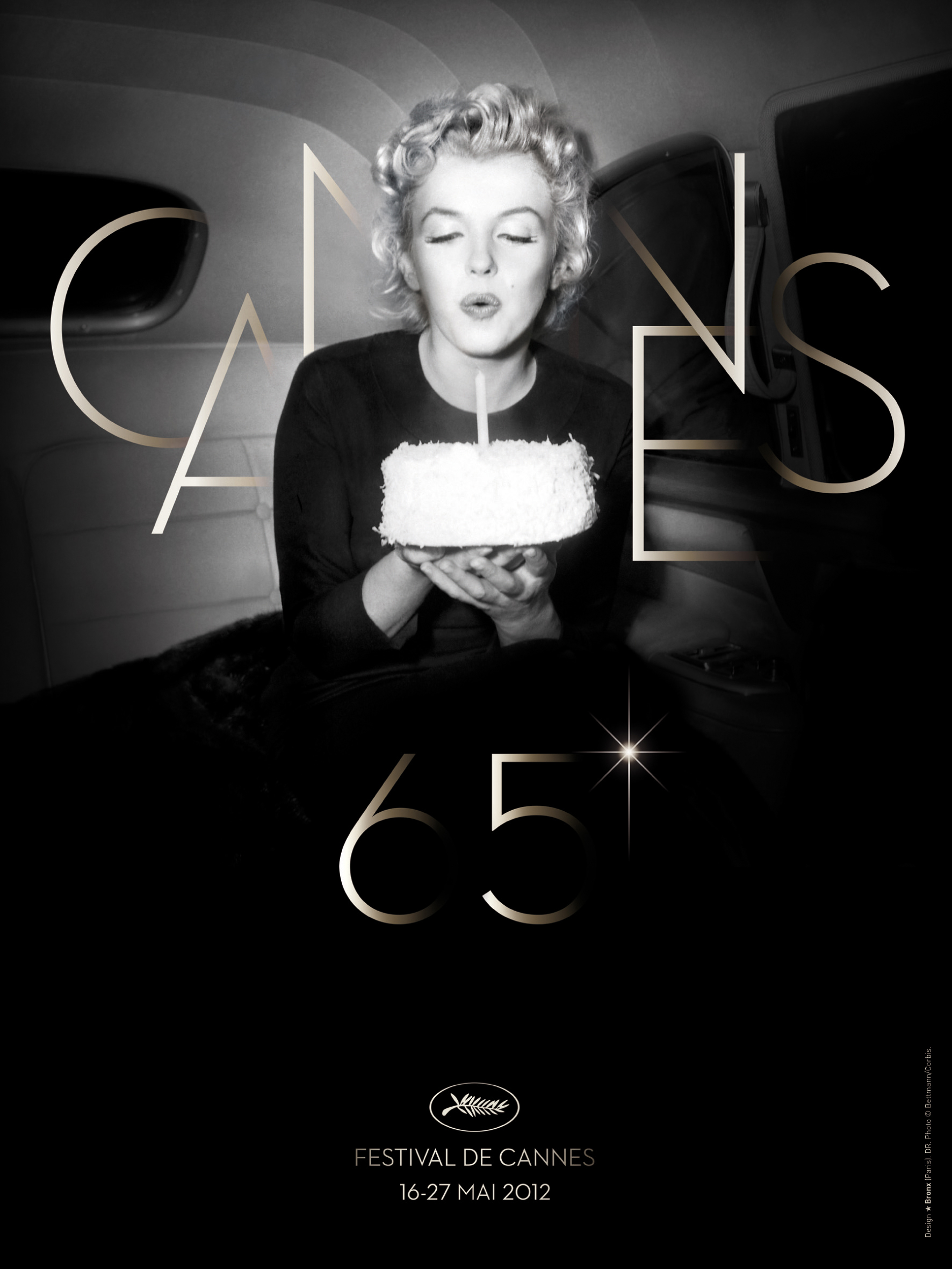 Marilyn Monroe Poster Marilyn Monroe Graces Official Poster For 65th Cannes Film Festival