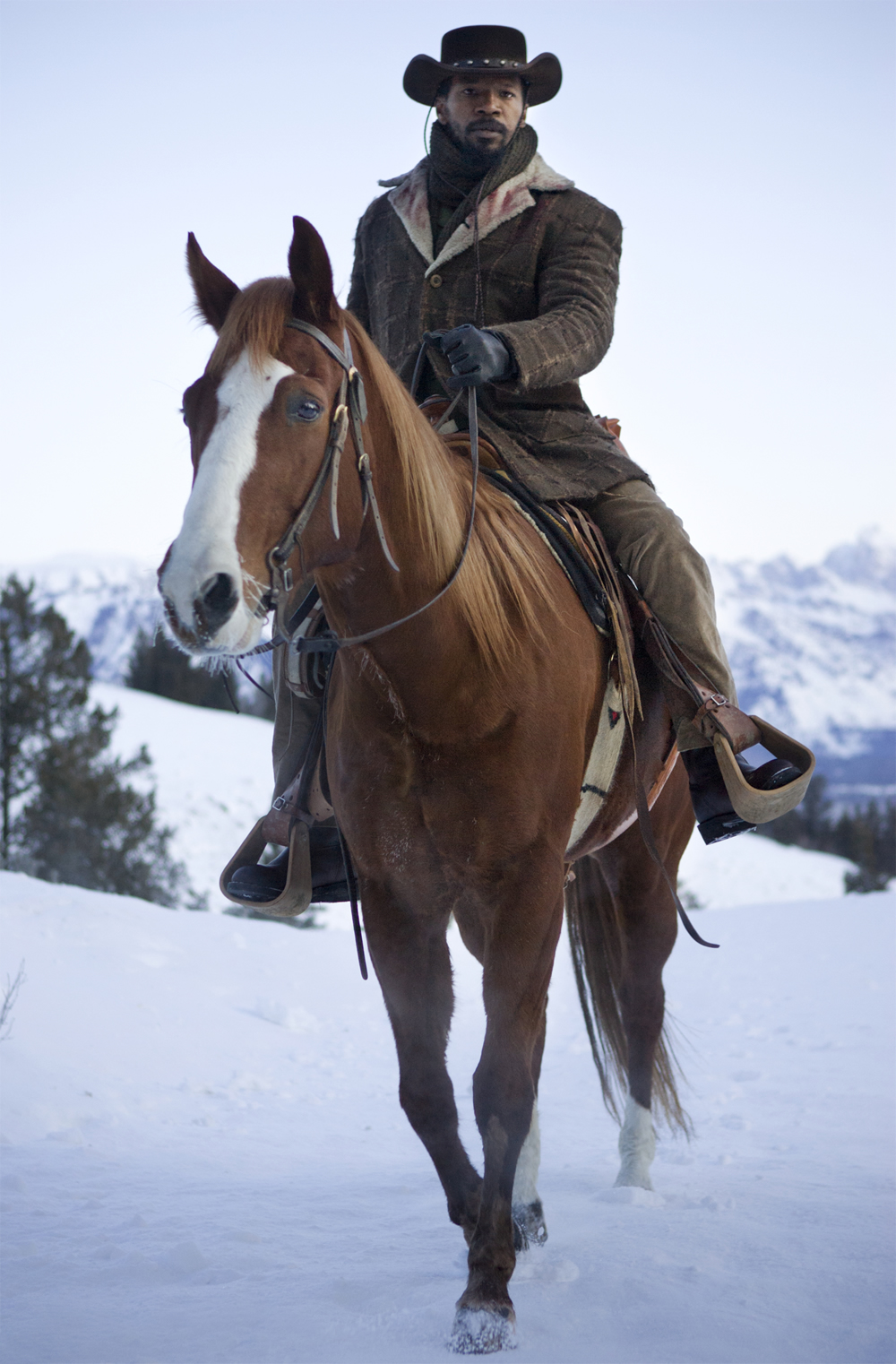 Horses In The Fall Wallpaper New Batch Of Django Unchained Stills Reveal Don Johnson