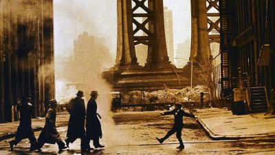 'Once Upon a Time in America' Gets Restored, 'Time Out of ...