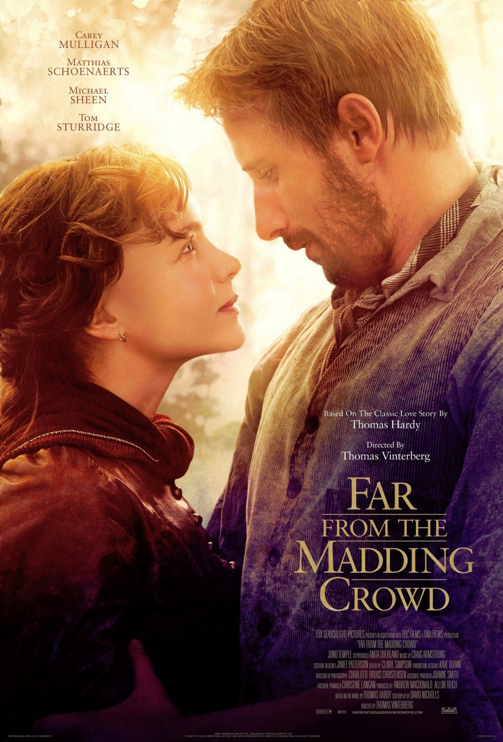 Carol Libro [review] Far From The Madding Crowd