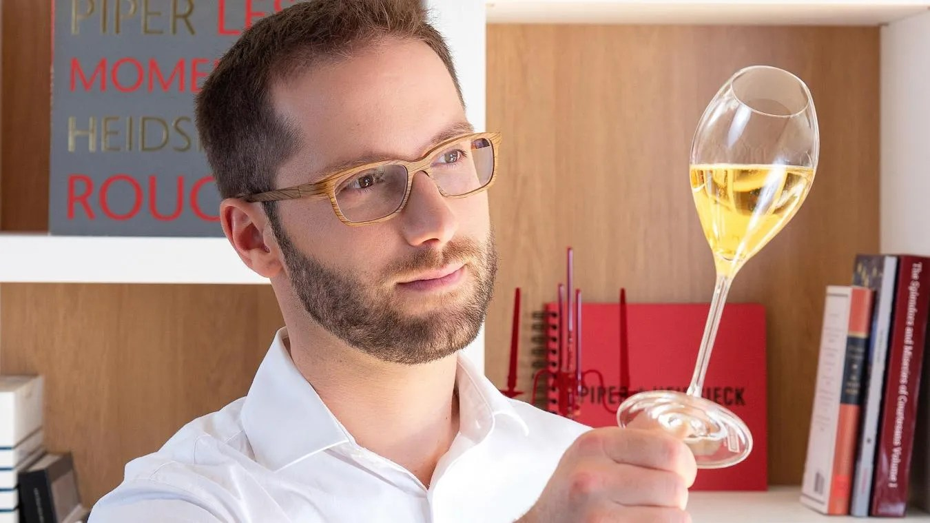 Piper Heidsieck Appoints New Cellar Master Emilien