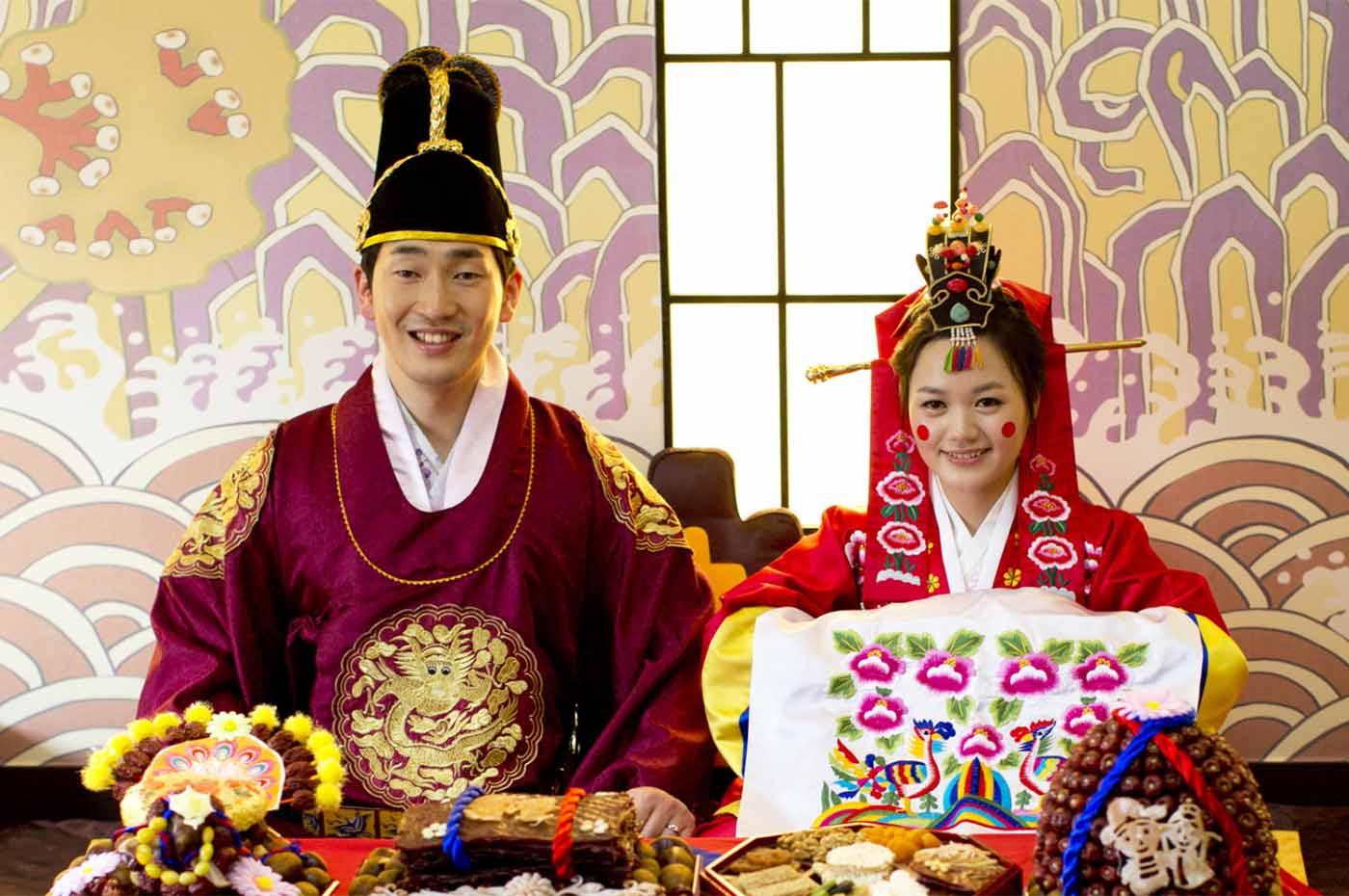 Wedding Tradition Worldwide