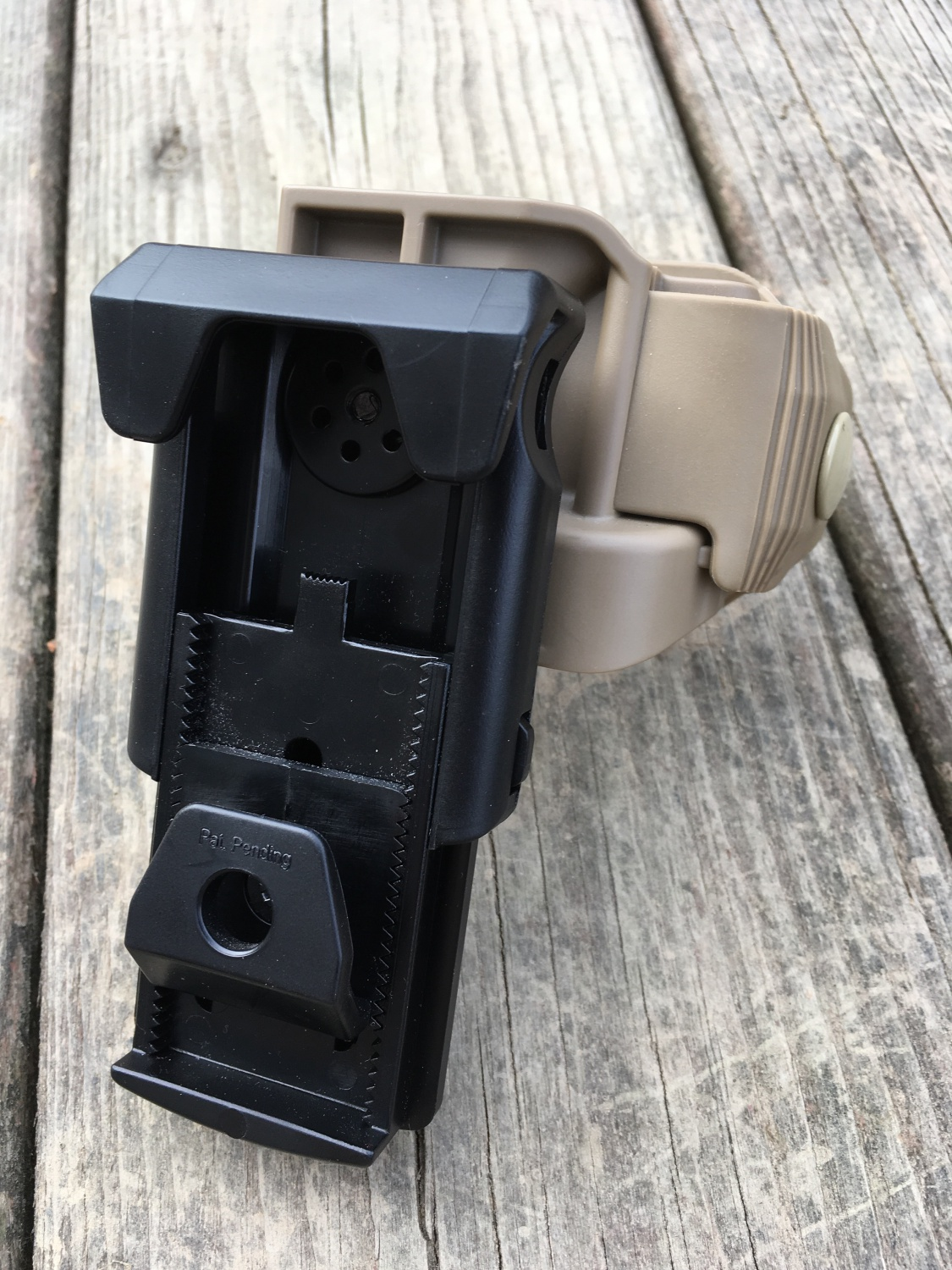 Glock Pistol Lightning Review: Crye Precision Gun Clip Modification