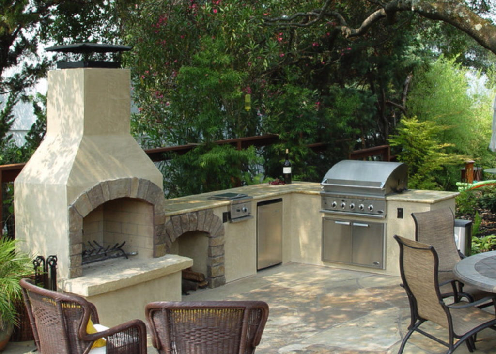 Kitchen Cabinets Rhode Island Outdoor Fireplace Kits - Masonry Fireplaces - Easy