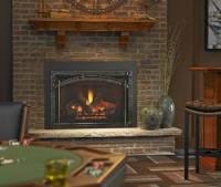 Heat & Glo Gas Fireplace Inserts - RI, MA - The Fireplace ...