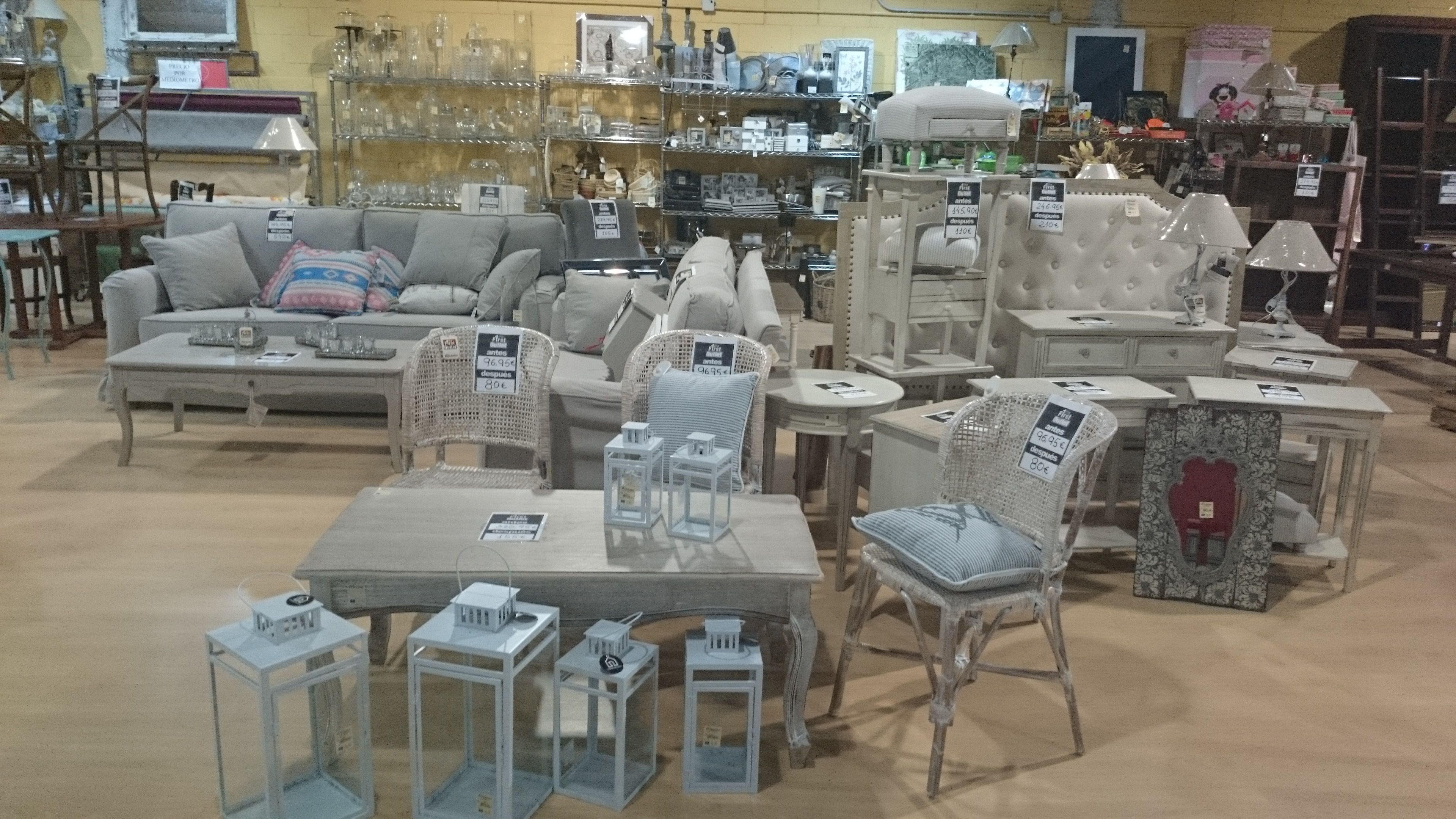 Tienda De Muebles Outlet Feria Del Mueble The First Outlet The First