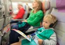 10 tips for plane trips with kids