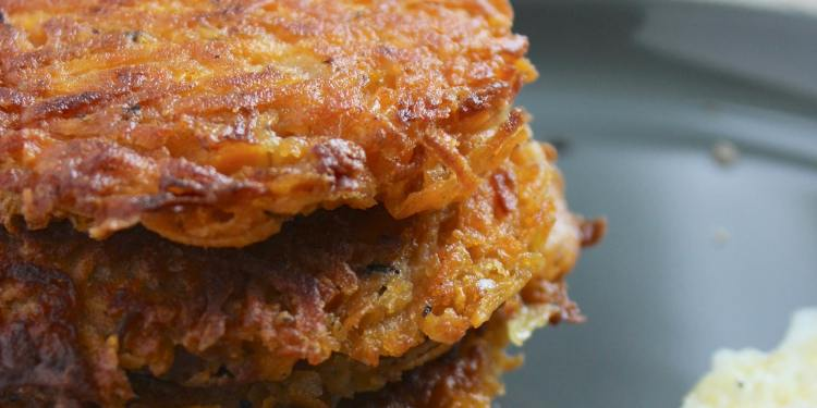 Sweet Potato Hash Browns – The Fitchen