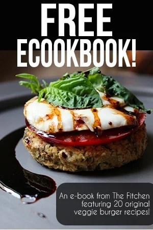 Get a free eCookbook!