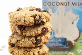 One Bowl Vegan Breakfast Cookies