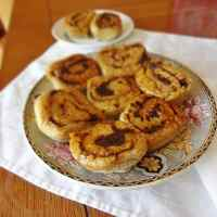 Sticky Cinnamon Rolls - Gluten-Free and Yeast Free!
