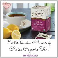 Choice Organic Tea Giveaway