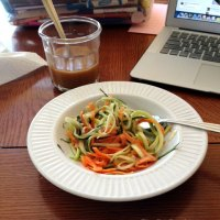 Got Zoodles (or Swoodles)? Veggetti Spiralizer Review