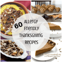 60 Allergy-Friendly Thanksgiving Recipes