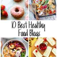 10 Best Healthy Food Blogs