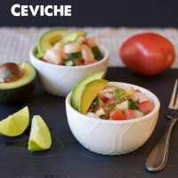 Easy Shrimp Ceviche (Recipe Redux)
