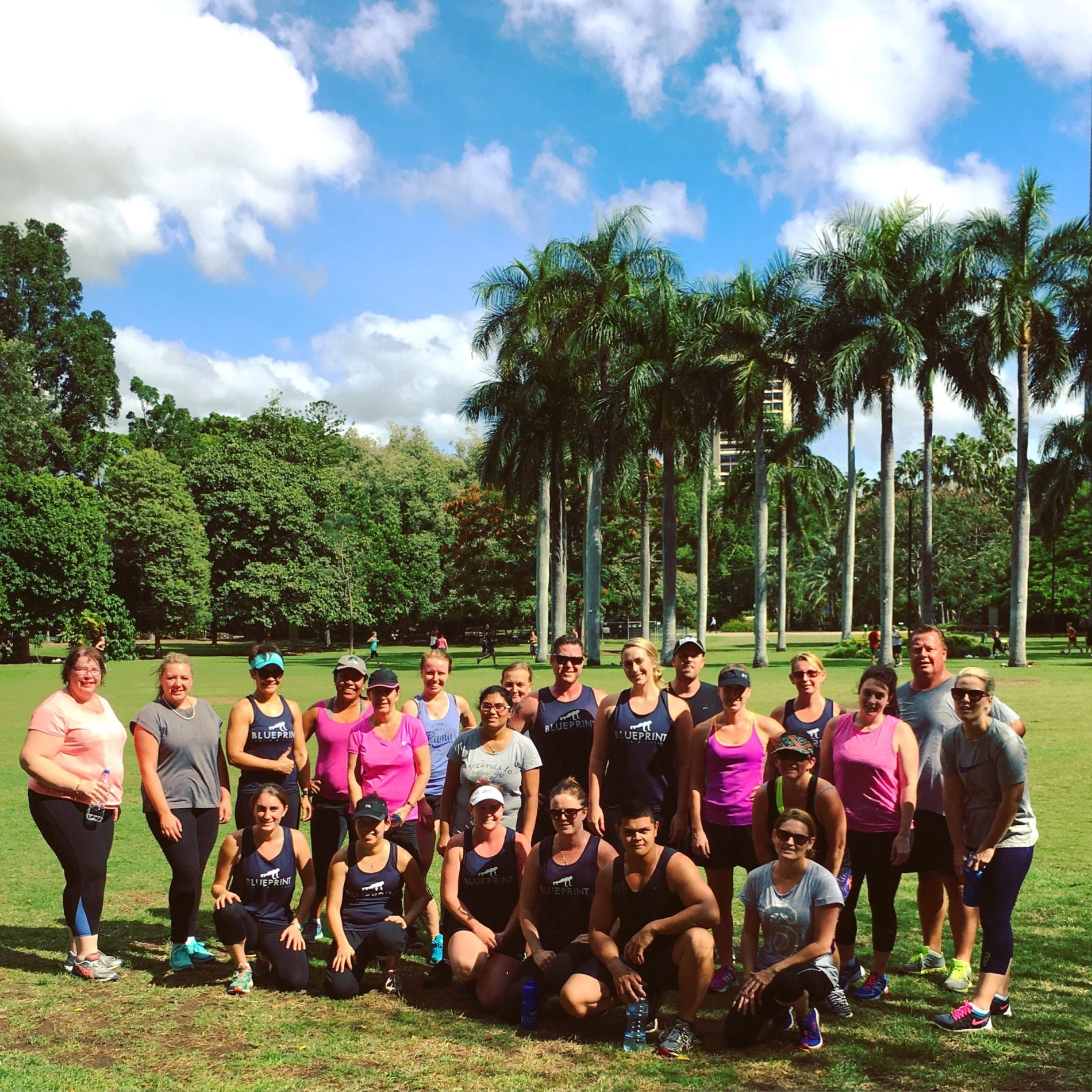 Boxing Brisbane City Blueprint Health And Fitness Bootcamps Brisbane Cbd The