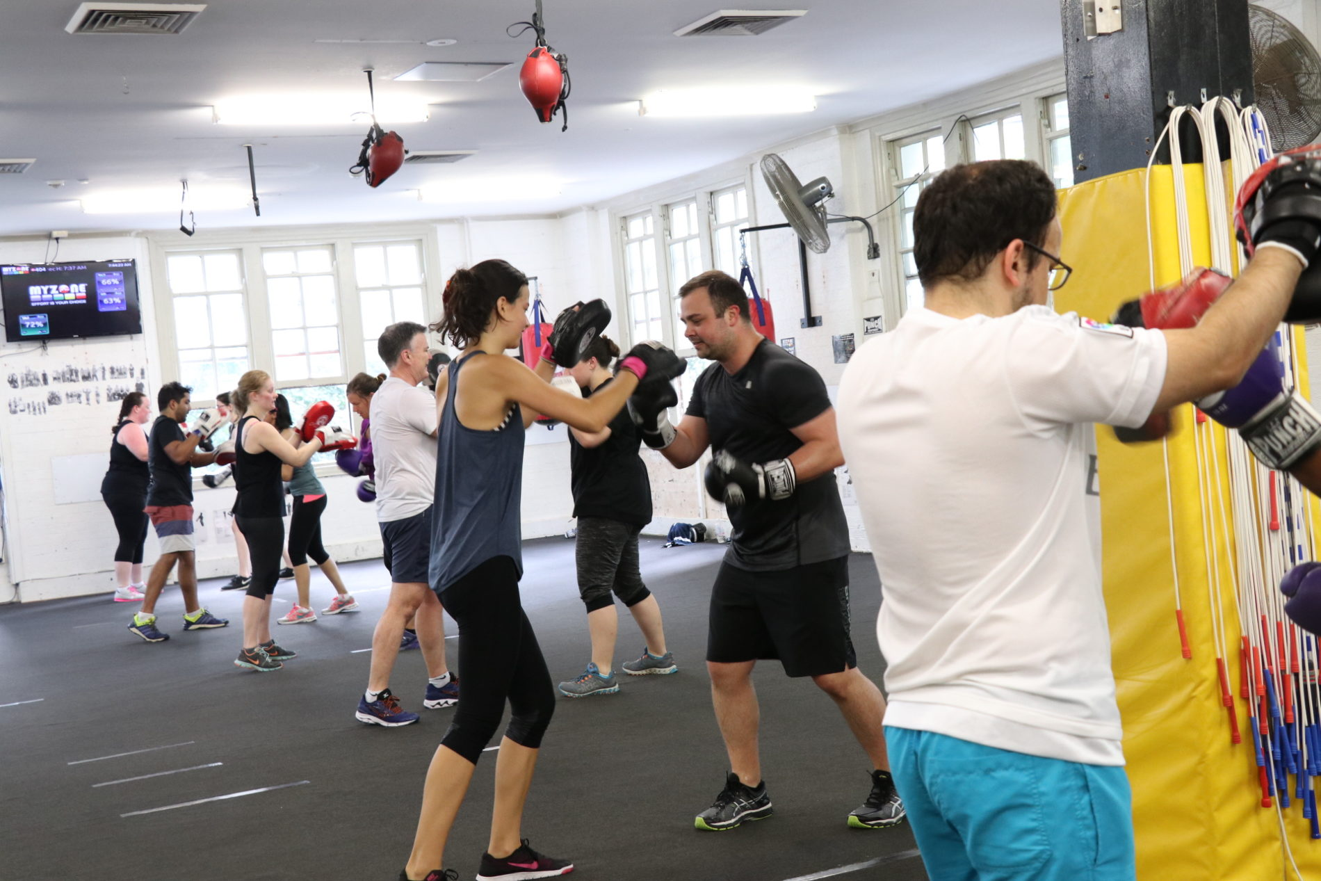 Boxing Brisbane City Fitclub Boxing Studio Brisbane Cbd The Fit List