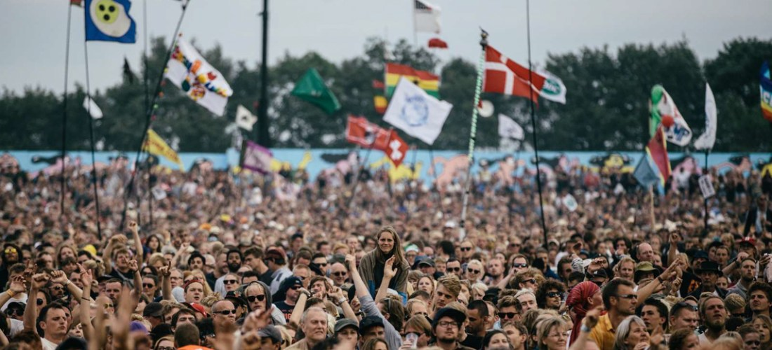 An Insider's Guide to the Roskilde Festival, Denmark