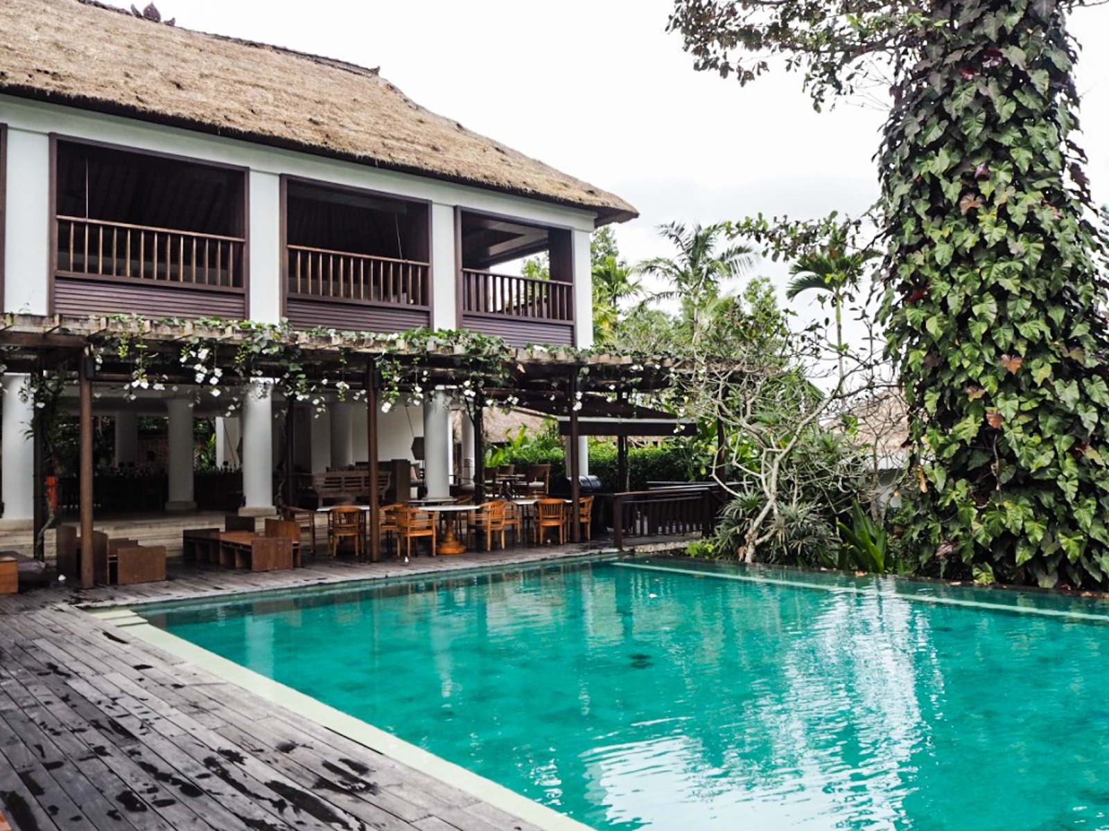 Cucina Uma Ubud Como Uma Ubud Luxury Retreat Resort Bali The Fit Traveller