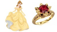 Engagement Rings By Disney Princess