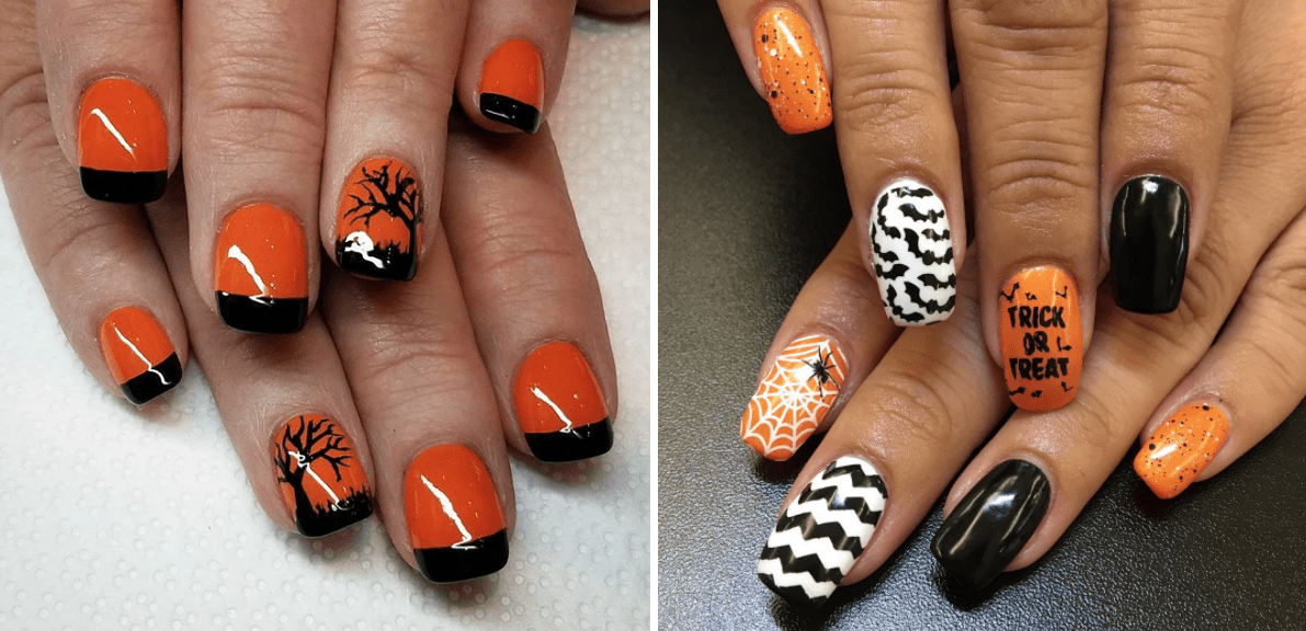 Halloween Nail Art To Get You Inspired The Fix