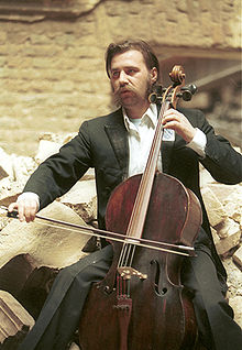 The Cellist of Sarajevo (3/3)