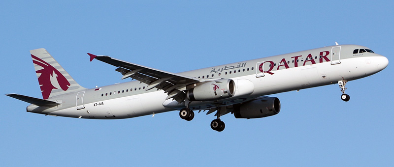 Seat Map Airbus A321 200 Qatar Airways Best Seats In The