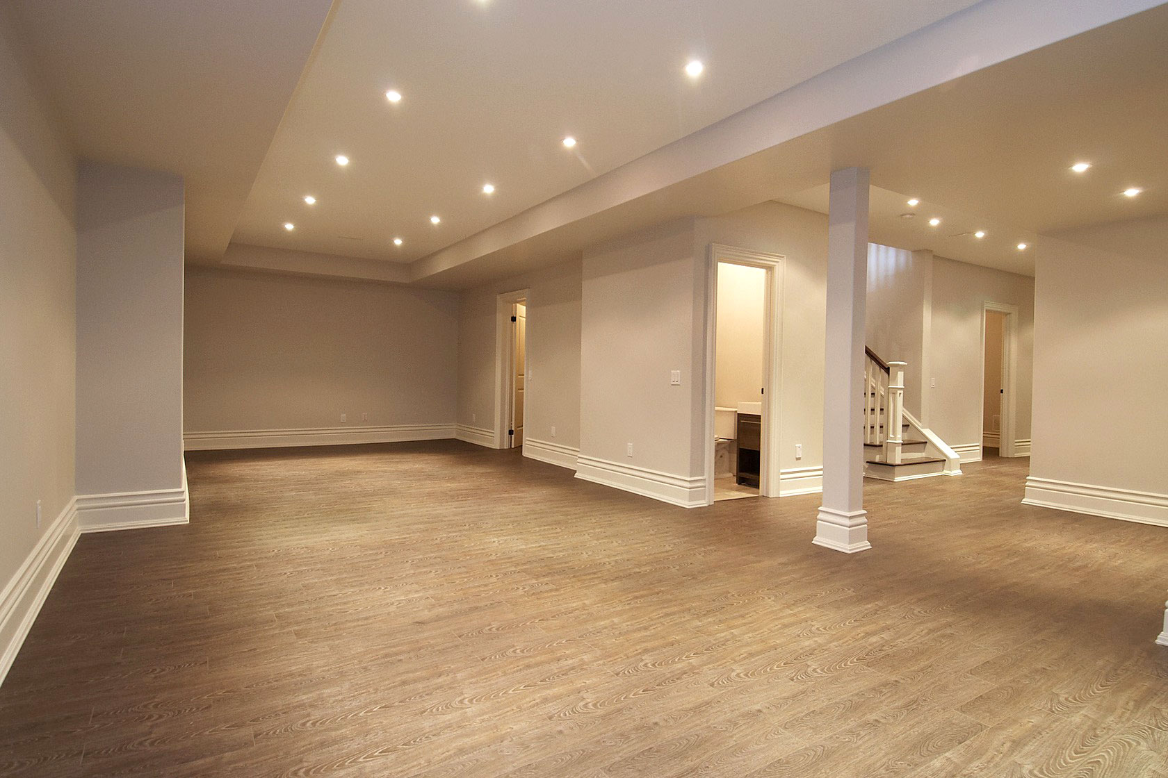 Bedroom Floor Cold Basement Remodeling Top Reasons To Utilize All Your