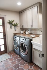 Best Flooring for a Laundry Room