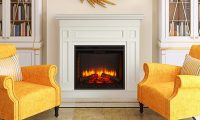 Electric Fireplaces from SimpliFire - Florida Fireplace ...