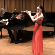 Winners of The Flute View Young Artists Competition
